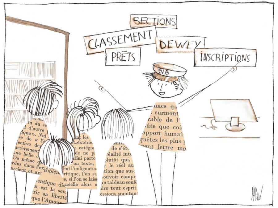 A quoi bon des visites guidées en bibliothèque ?